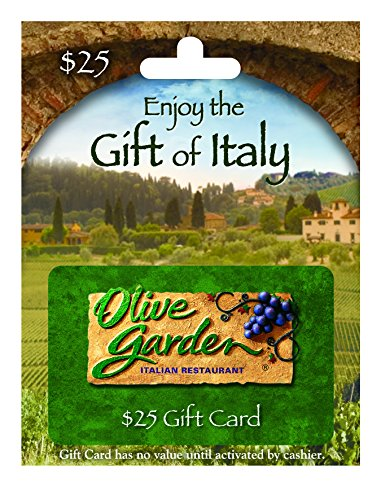 Olive garden 25 gift card shop giftcards - Olive garden gift card at red lobster ...